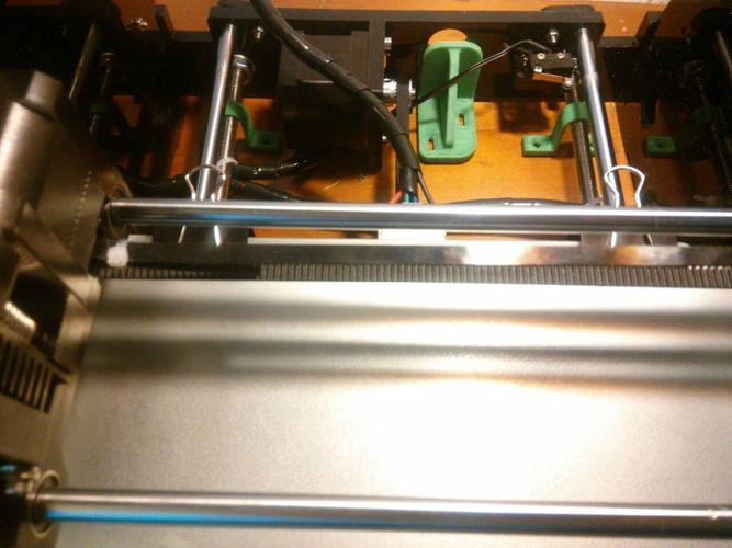 Holders for hot bed (Anet A6 printer) 3D Print 138263