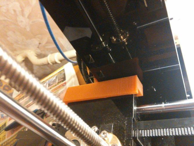 Z-Axis endstop level with glass 3D Print 138271