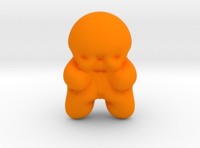 jelly baby 3D Print 13829