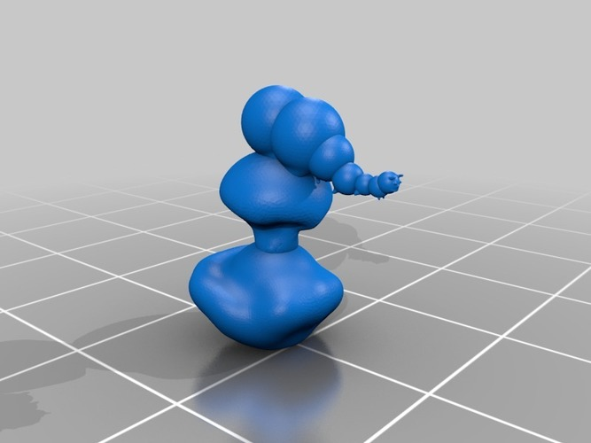 jelly baby 3D Print 13830