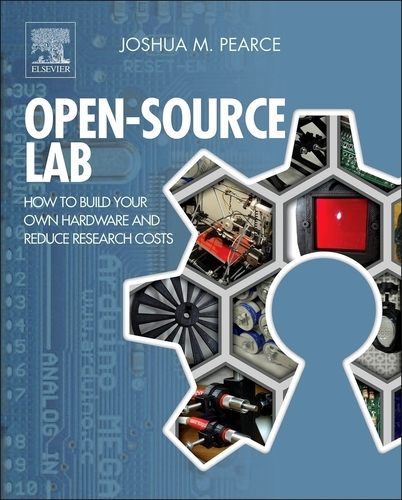 Open-Source Lab Book 3D Print 138342