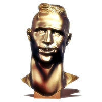 Small Cristiano Ronaldo Bust 3D Printing 138555