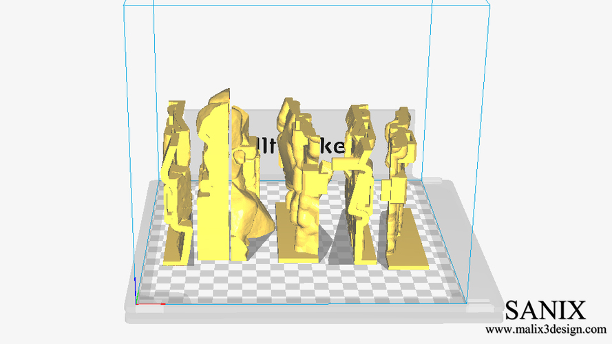 Avengers Scene- The Incredible Hulk  3d model for printing. 3D Print 138707