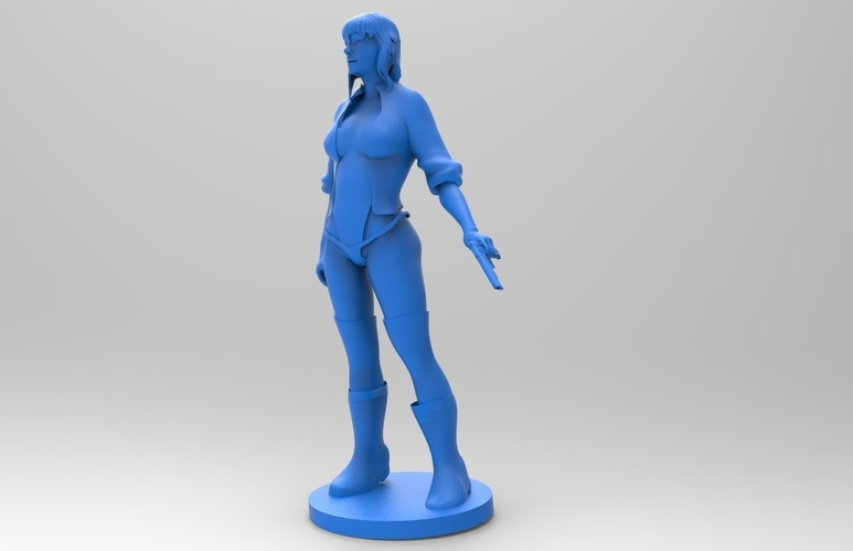 Ghost In The Shell 3D Print 138756