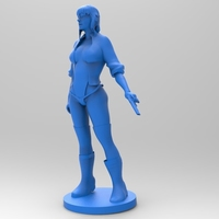 Small Ghost In The Shell 3D Printing 138756