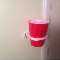 Small Cup Holder 3D Printing 138868
