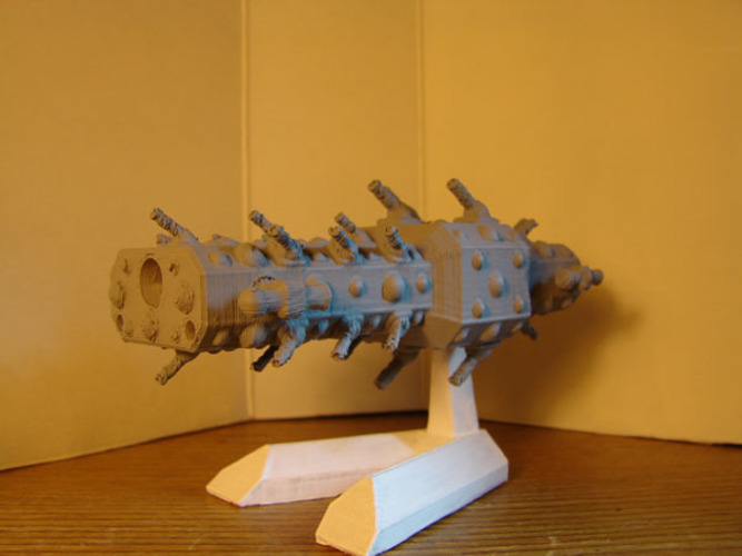 Cruiser - Spaceship 3D Print 138872