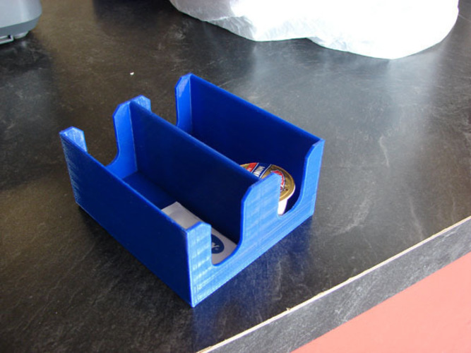 Sugar and Creamer Holder 3D Print 138887