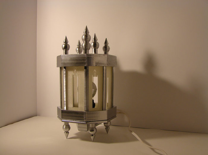 Lamp/Wall Sconce 3D Print 138905