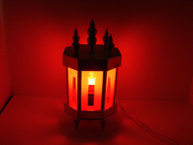 Lamp/Wall Sconce 3D Print 138907