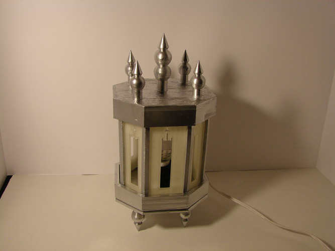 Lamp/Wall Sconce 3D Print 138908