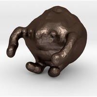 Small Wally wallnut from munch bunch 3D Printing 13894