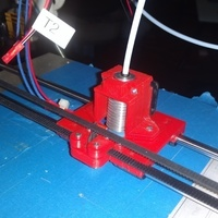 Small E3DV6 Lite support for Prusa i2 and clones 3D Printing 139048