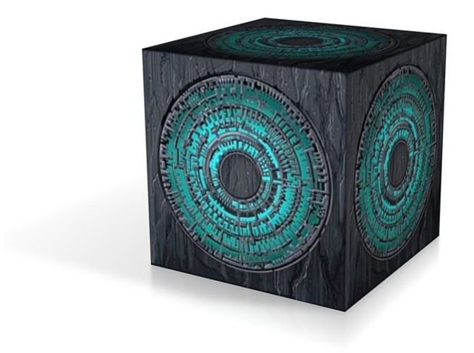 the pandorica dae and jpgs zip and unrelated side project dream  3D Print 13908