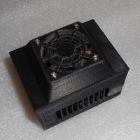 Small Case  for voltage  adapter (china). 3D Printing 139122