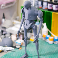 Small K-2SO 1/6 Scale 3D Printing 139153