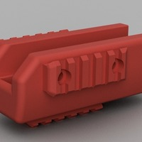 Small  MAXIS MK1 Forends 3D Printing 139253