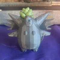 Small Clefable planter  3D Printing 139501