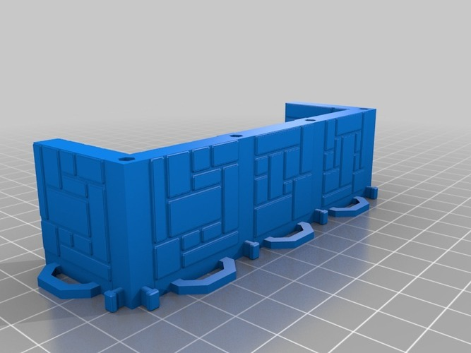My Customized Dungeon Terrain (1) 3D Print 13966