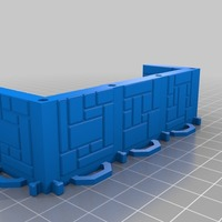 Small My Customized Dungeon Terrain (1) 3D Printing 13966