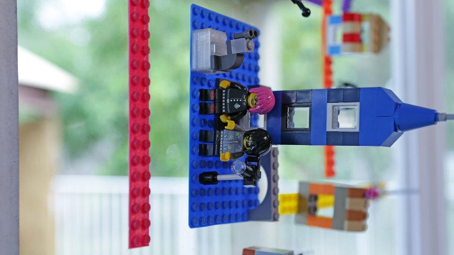 3D Printed Lego Tape by Adafruit | Pinshape