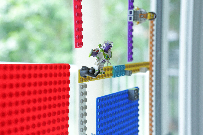 3d Printed Lego Tape By Adafruit Pinshape