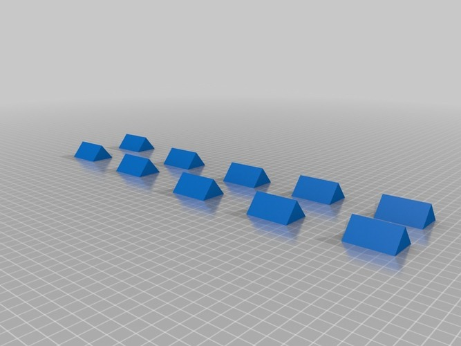 Toy Blocks for kids 3D Print 13973