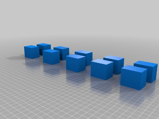 Toy Blocks for kids 3D Print 13974