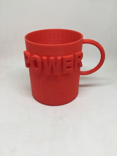 Cup of Power! 3D Print 139746