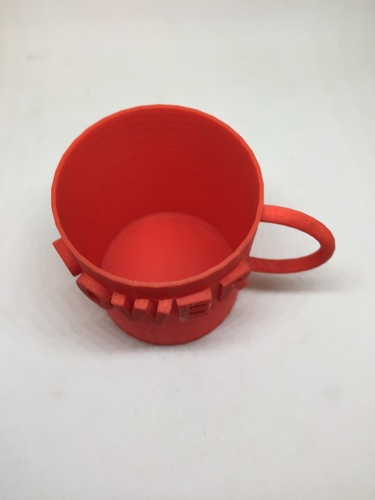 Cup of Power! 3D Print 139749