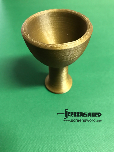 Holy Grail Egg Holder 3D Print 139891