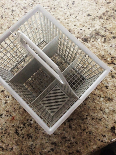 Dishwasher // Chopstick Saver 3D Print 140077