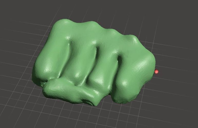 Punch out 3D Print 140096