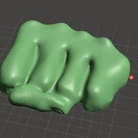 Small Punch out 3D Printing 140096