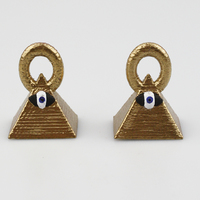 Small the all seeing eye earrings 3D Printing 14019