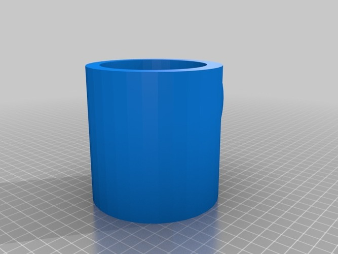 Translucent Mug for plastic FormFutura  PET  3D Print 14030