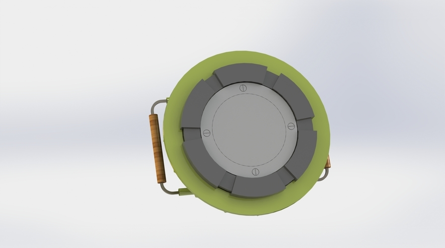Limpet Charge 3D Print 140646