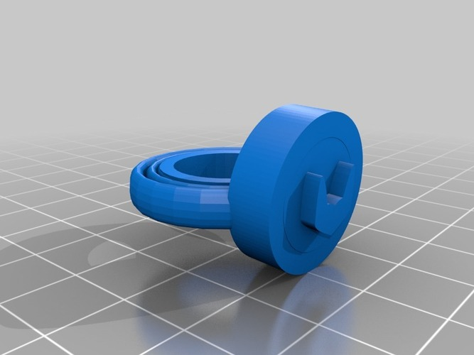 batman ring 3D Print 14071