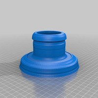 Small lamp shade 3D Printing 14074