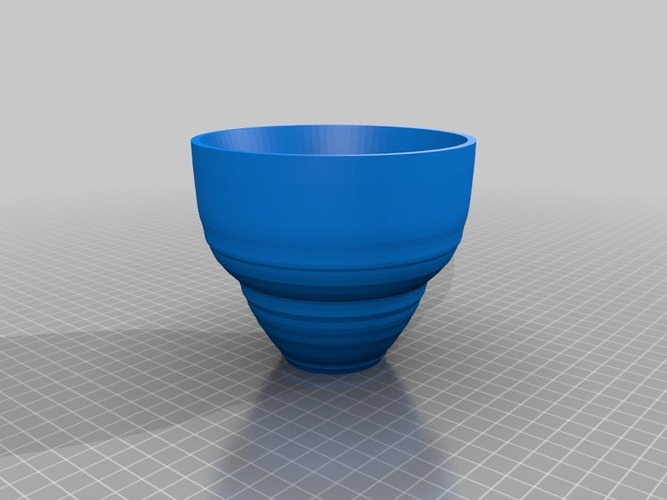 trumpet for speaker add to pipe  3D Print 14076