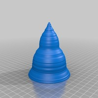 Small 3d printable ice-cream cone- ice-cream holder publish (1) 3D Printing 14078