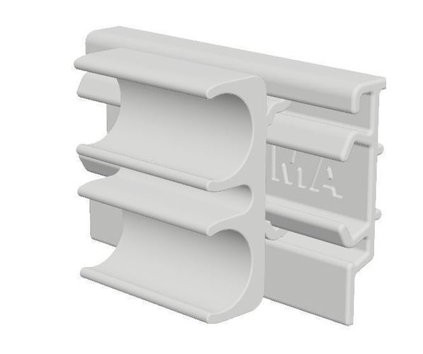 Tackoma Holder 2 Dry Erase 3D Print 140934
