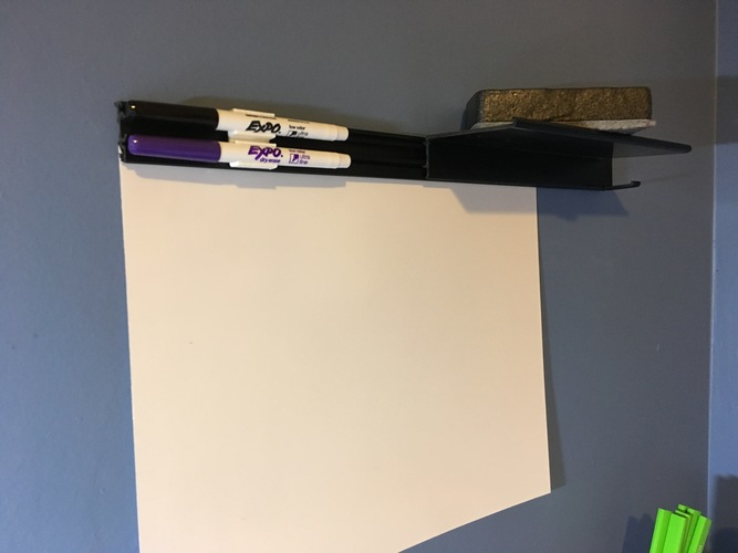 Tackoma Holder 2 Dry Erase 3D Print 140935