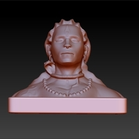 Small shiva the yogi 3D Printing 140937