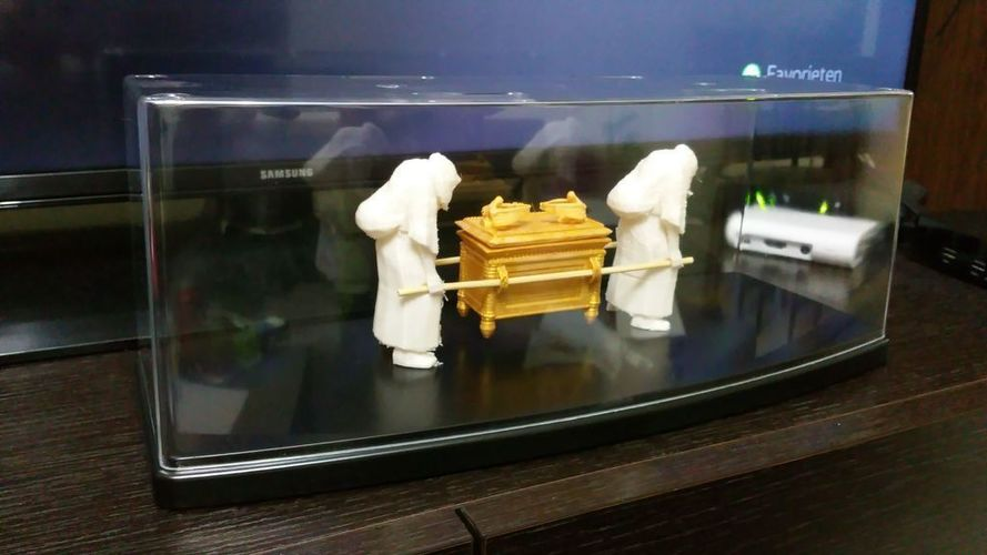 The Ark of the Covenant - Diorama-KIT 3D Print 141032