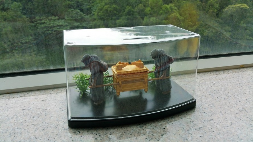 The Ark of the Covenant - Diorama-KIT 3D Print 141033