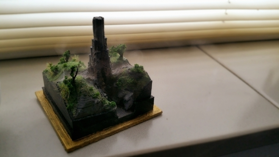 Torlan Tower - Unreal Tournament 2004  3D Print 141073