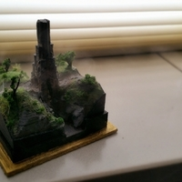 Small Torlan Tower - Unreal Tournament 2004  3D Printing 141073