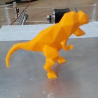 Small adorable dinosaur 3D Printing 141090