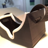 Small Solar Eclipse Viewing Goggles 3D Printing 141207
